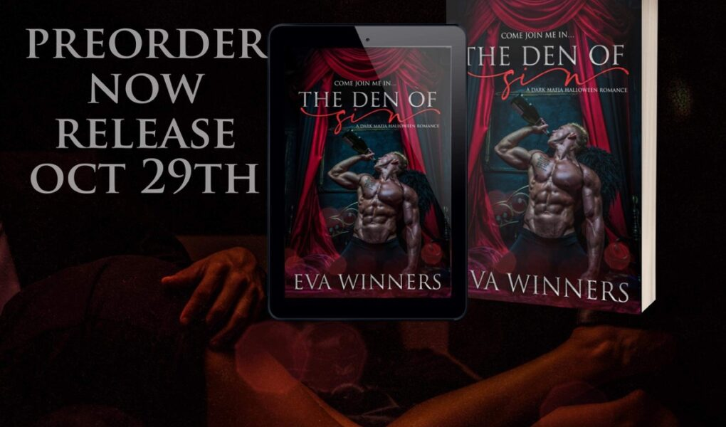 the den of sin by eva winners cover reveal